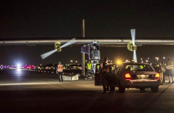 Solar Impulse - 2013 - Traversée des Etats-Unis Captur13