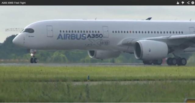 Airbus A350 XWB - Préparatifs au premier vol  Captur15