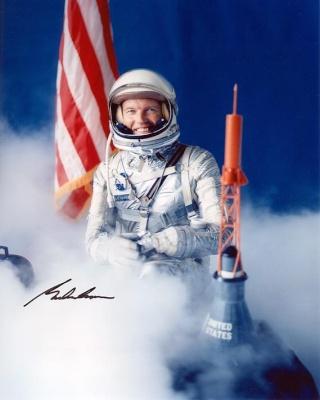 FAITH 7 - Dernière mission Programme Mercury - 50ème anniversaire Cooper11