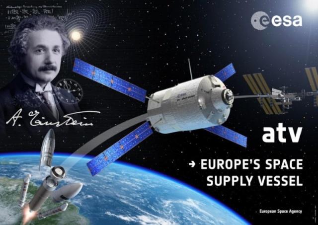 Space Quotes - Souvenirs d'espace - Page 2 Einste10