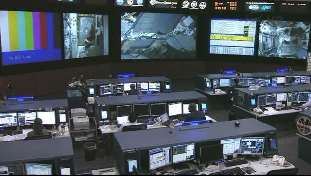 Fuite d'ammoniac à bord de la Station Spatiale Internationale - Segment P6 Eva0410