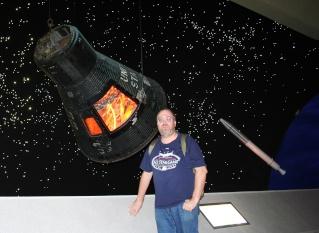 La capsule Mercury - FAITH 7 - au Houston Space Center Faith_13