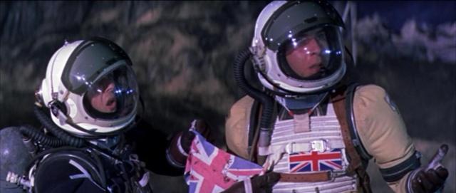 Cinéma - Les Premiers Hommes dans la Lune (1964) - Effets spéciaux de Ray Harryhausen First_12