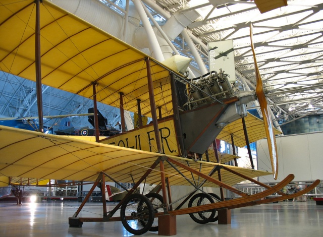 27 avril 1913 - Première traversée Pacifique à l'Atlantique par Robert G. Fowler Fowler12