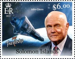 2013 - Série commémorative Friendship 7 et John Glenn par les Iles Salomon Glenn_15