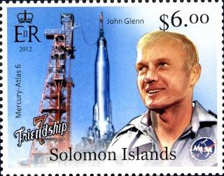 2013 - Série commémorative Friendship 7 et John Glenn par les Iles Salomon Glenn_17