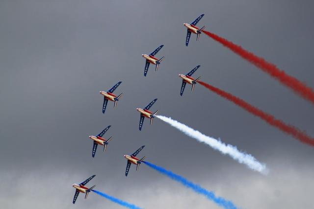 50ème Salon International de l'Aéronautique et de l'Espace - 17 au 23 juin 2013 - Le Bourget - Page 2 Img_1011