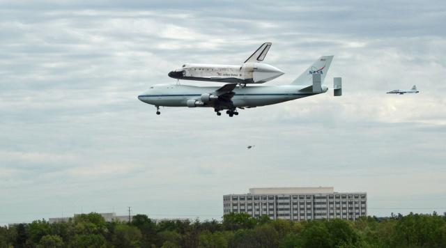 Le Boeing 747 SCA au Space Center de Houston (Texas) Img_2210