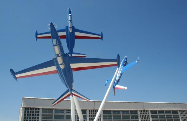 50ème Salon International de l'Aéronautique et de l'Espace - 17 au 23 juin 2013 - Le Bourget Img_5110