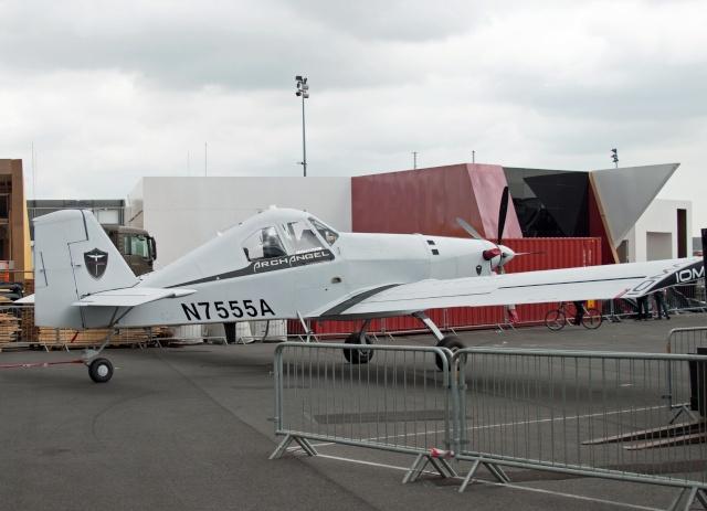 50ème Salon International de l'Aéronautique et de l'Espace - 17 au 23 juin 2013 - Le Bourget Img_7110