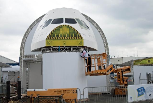 50ème Salon International de l'Aéronautique et de l'Espace - 17 au 23 juin 2013 - Le Bourget Img_7111