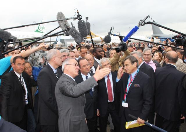 50ème Salon International de l'Aéronautique et de l'Espace - 17 au 23 juin 2013 - Le Bourget - Page 2 Img_9110