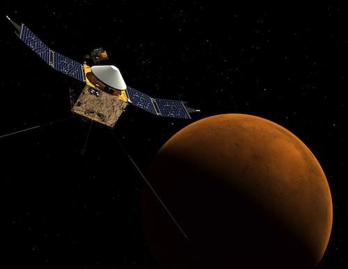 Lancement de la sonde martienne MAVEN - 18 novembre 2013 Maven_10