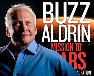 7 mai 2013 - Sortie du nouveau livre de Buzz Aldrin - ''Mission to Mars'' News-010