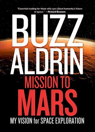 7 mai 2013 - Sortie du nouveau livre de Buzz Aldrin - ''Mission to Mars'' News-011