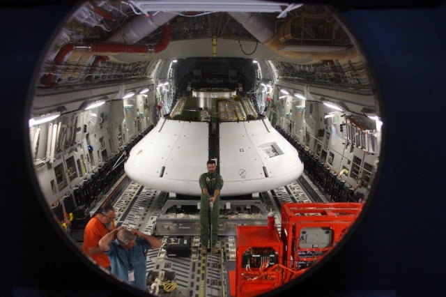 NASA - Orion / SLS - Avancement du programme Orion_11