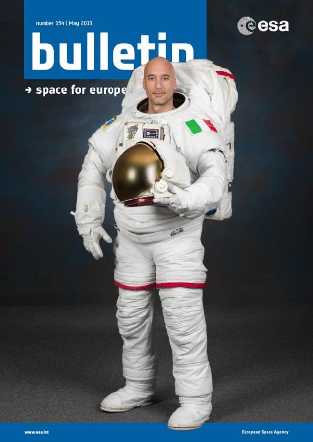 Vol de Luca Parmitano / Expedition 36-37 - VOLARE / Soyouz TMA-9M Parmin11