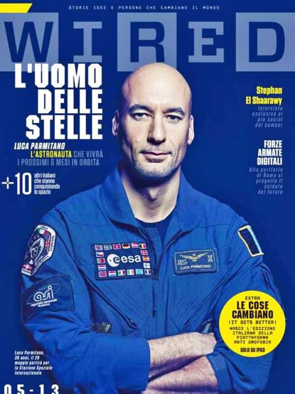 Vol de Luca Parmitano / Expedition 36-37 - VOLARE / Soyouz TMA-9M Parmit11