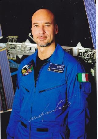 Vol de Luca Parmitano / Expedition 36-37 - VOLARE / Soyouz TMA-9M Parmit12