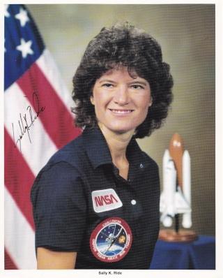 Sally Ride sera distinguée de la Médaille Présidentielle de la Liberté (Presidential Medal of Freedom) Ride_s10
