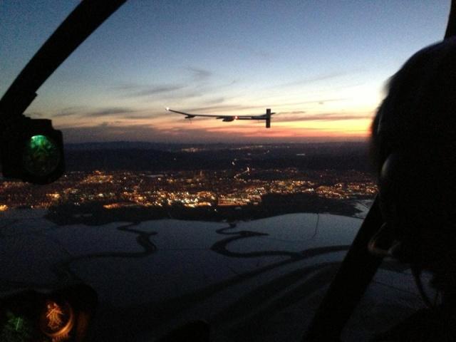 Solar Impulse - 2013 - Traversée des Etats-Unis Si_vol10