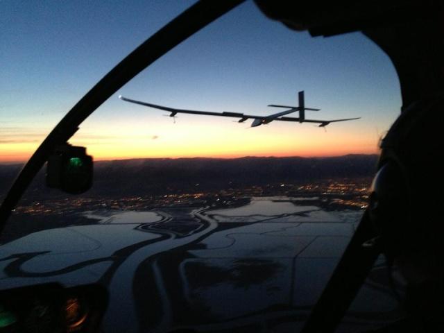 Solar Impulse - 2013 - Traversée des Etats-Unis Si_vol11