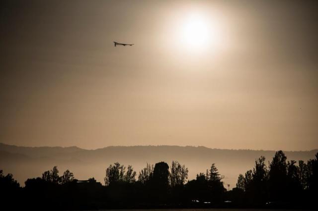 Solar Impulse - 2013 - Traversée des Etats-Unis Si_vol12