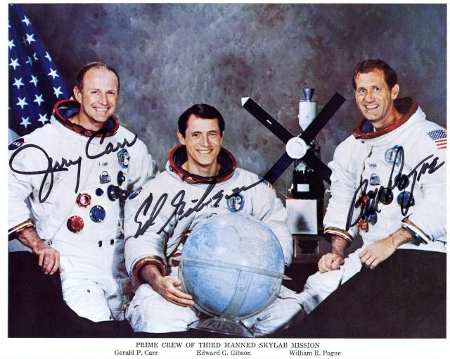 Skylab 4 - La mission - Rares Documents, Photos, et autres ... Skylab10