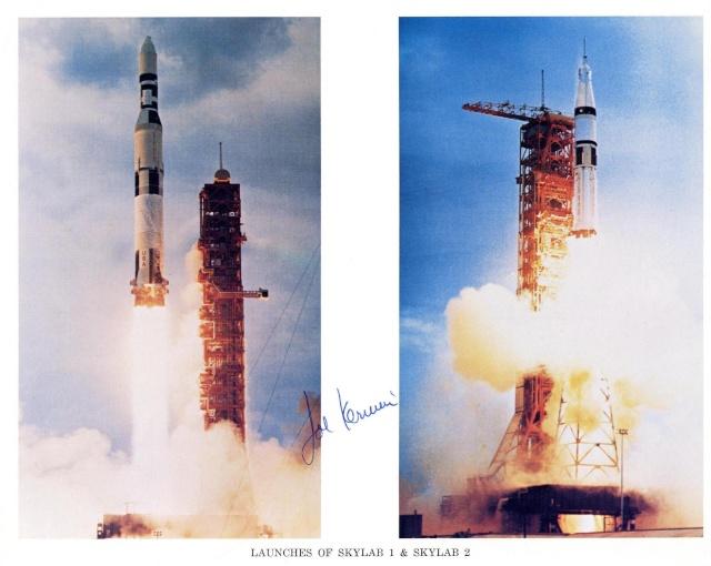 Skylab 2 - La mission - Rares Documents, Photos, et autres ... Skylab33