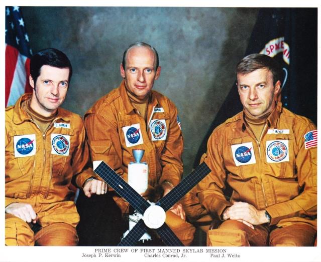 Skylab 2 - La mission - Rares Documents, Photos, et autres ... Skylab34