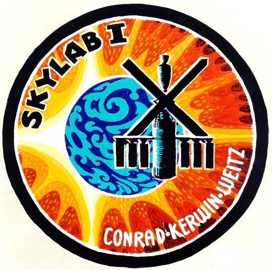 Skylab 2 - La mission - Rares Documents, Photos, et autres ... Skylab40
