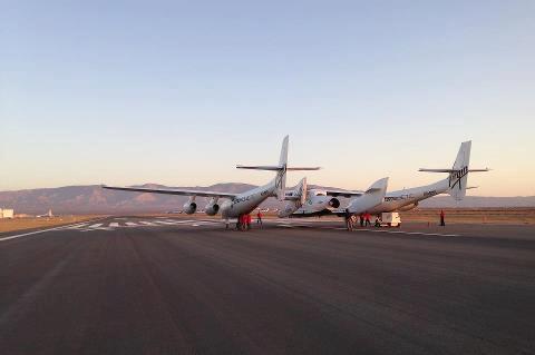 Virgin Galactic se prépare aux premiers essais en vol du réacteur Ss2_vu10