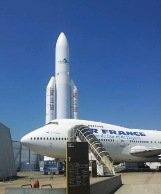 50ème Salon International de l'Aéronautique et de l'Espace - 17 au 23 juin 2013 - Le Bourget Stef_110