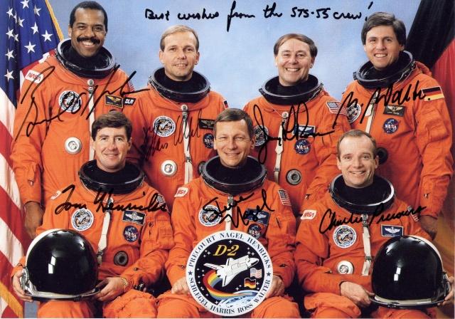 26 avril 1993 - 20ème anniversaire de la mission STS-55 Sts-5511
