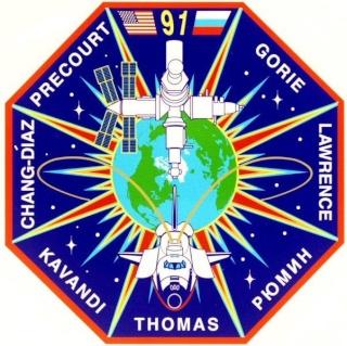Mission STS-91 / MIR - Dernière mission d'une navette spatiale vers la station MIR Sts-9110