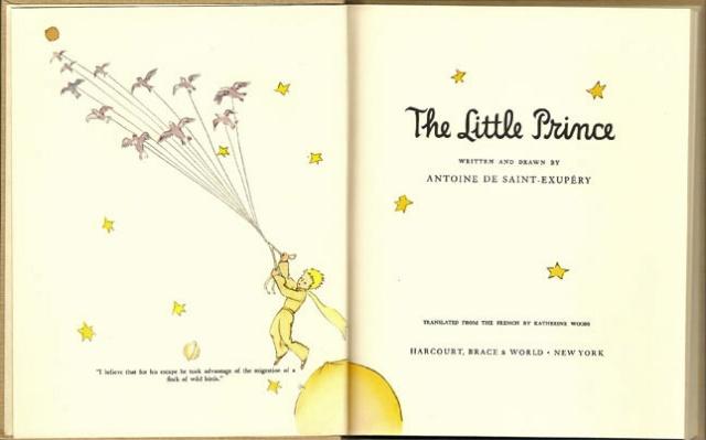 1943 - 2013 / Le Petit Prince de Saint-Exupéry à 70 ans Usa-1910