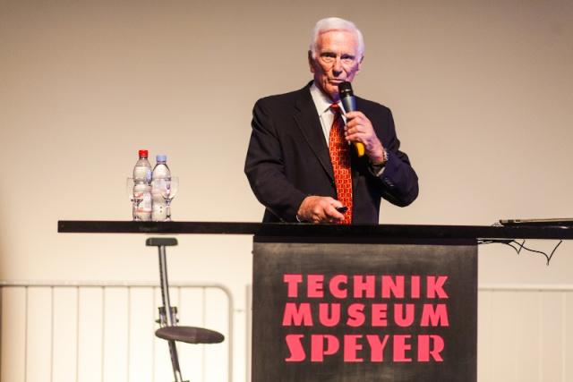 2 juin 2013 - Eugene Cernan à Speyer (Allemagne) Vorab_13