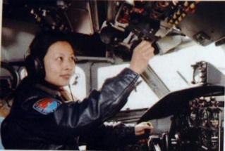 Shenzhou 10 - La mission - (Wang Yaping deuxième chinoise dans l'espace) Wang-110