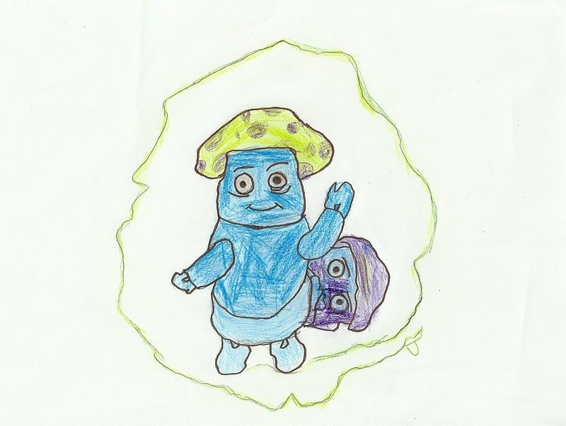 Concours dessin Tendres Chimères: Résultats page 8 !! Orion_10