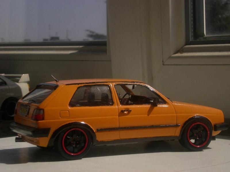 volkswagen golf 2 GTI Dscn4517