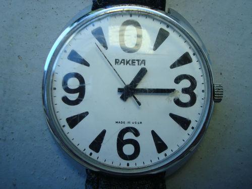 ma première Raketa Raketa11