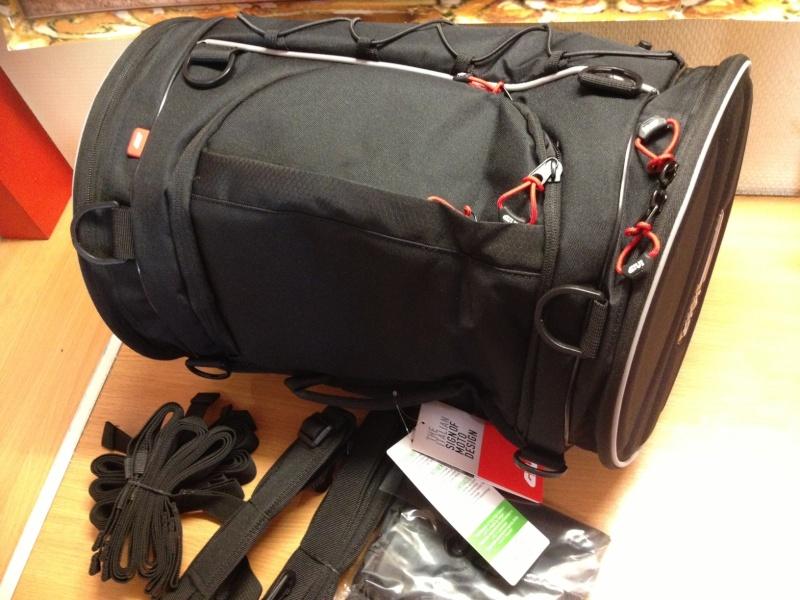 GIVI EA107, sac de selle souple Photo12