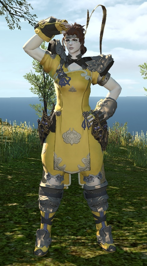 Final Fantasy XIV Makoch10