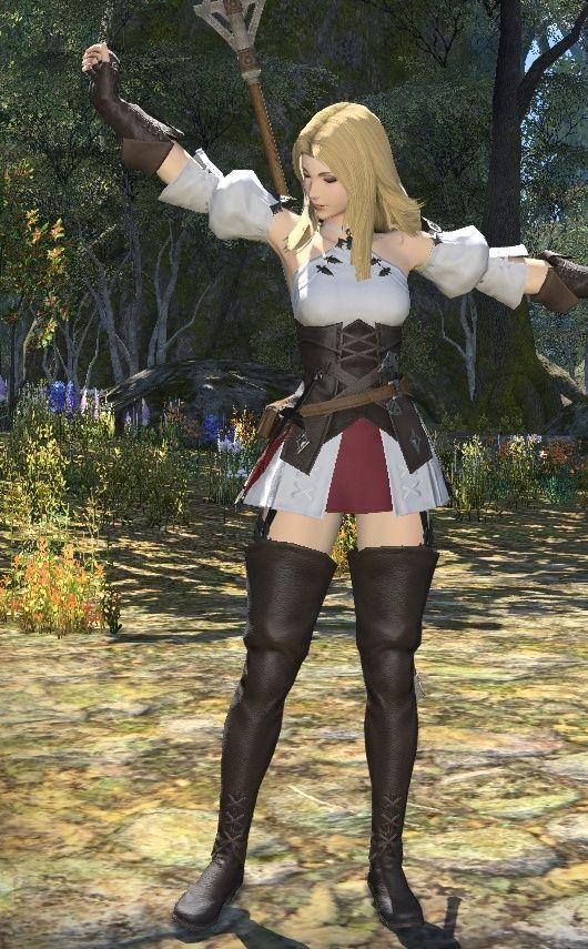 Final Fantasy XIV Minako10
