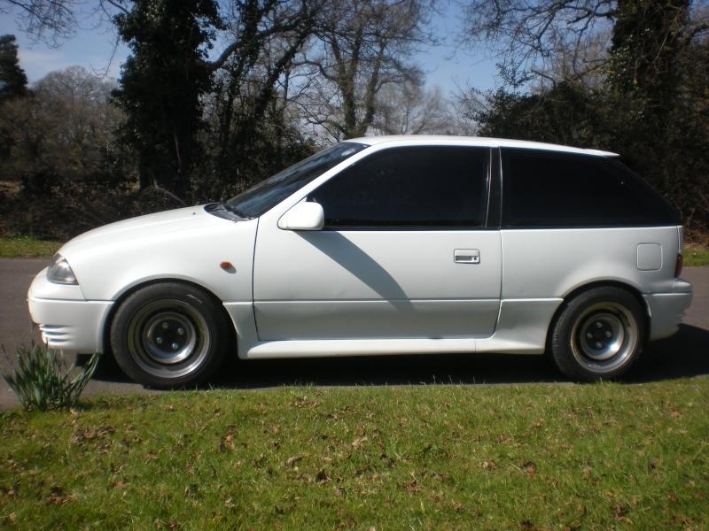1994 Suzuki Swift GTI SOLD Dscn4412