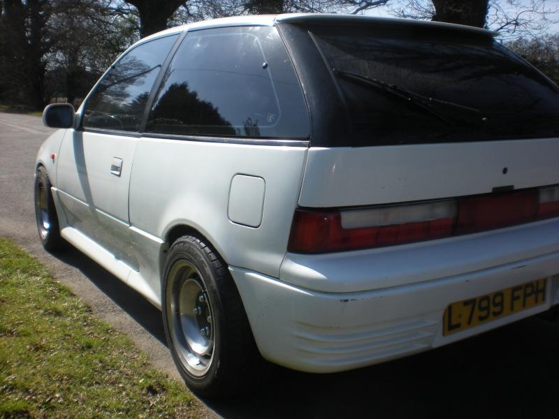 1994 Suzuki Swift GTI SOLD Dscn4413
