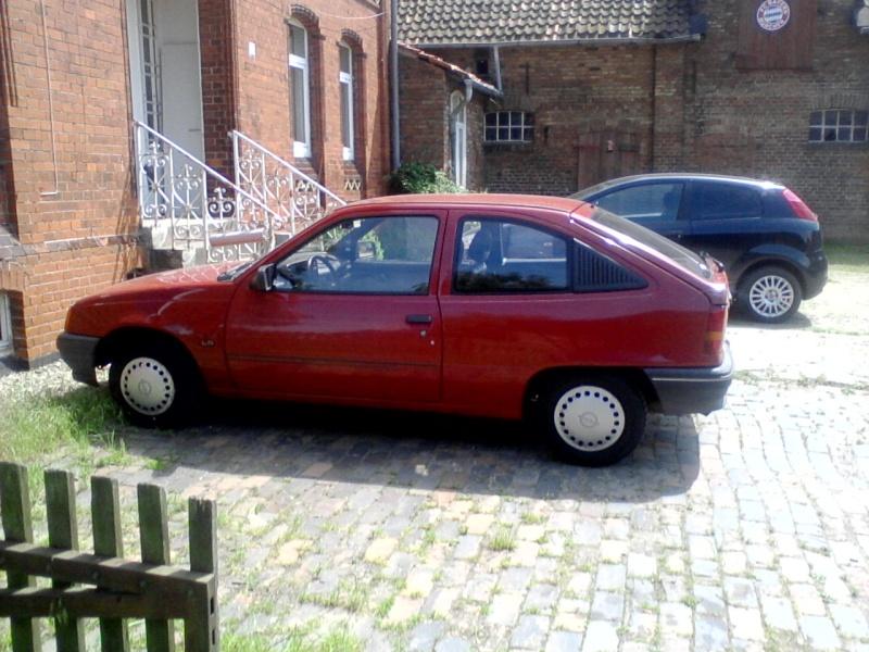 Unser neuer Opel!  P1806113