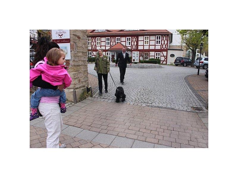 George Clooney and Einstein in Germany 0xumfu10