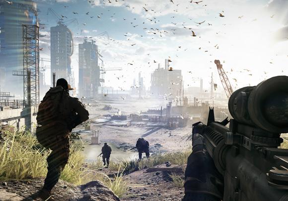 Battlefield 4 ya tiene fecha de lanzamiento! Battle10