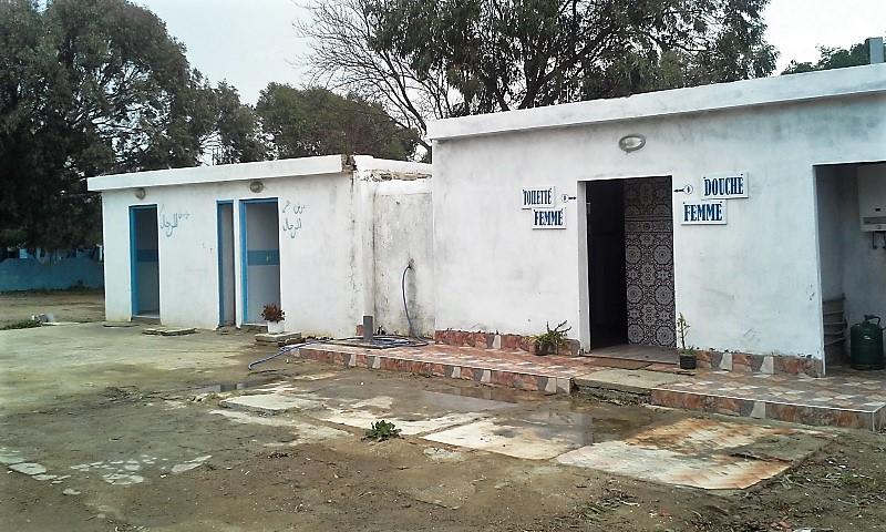 [Maroc Camp/Généralités] camping à Assilah 20180110